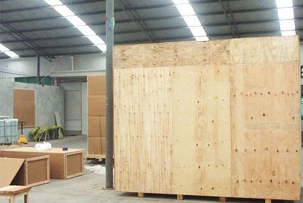 吴江木质包装箱