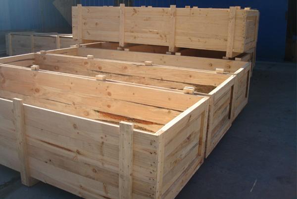 木质包装箱